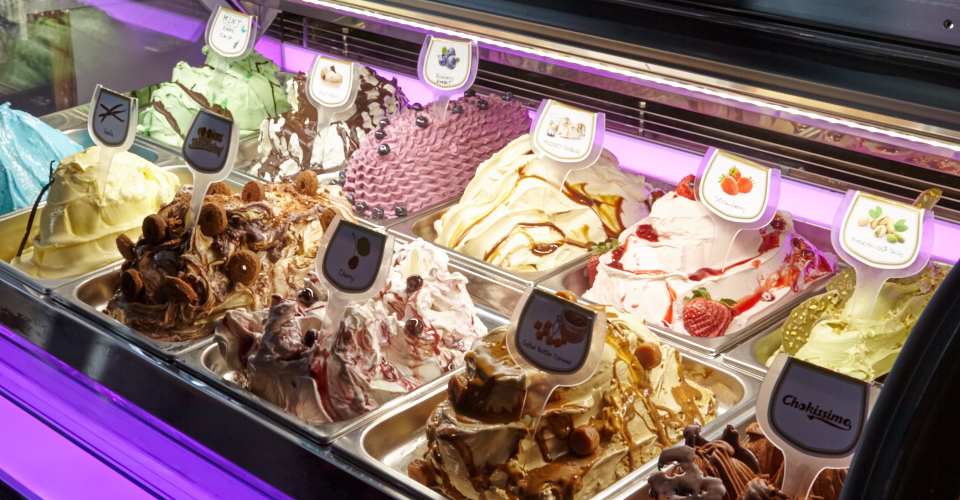 how to make your own gelato